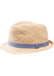 Chapeau de paille enfant, bpc bonprix collection, naturel