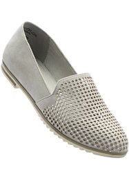 Slippers Marco Tozzi, Marco Tozzi, gris clair
