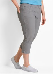 Pantalon extensible 3/4 avec lycra, bpc bonprix collection
