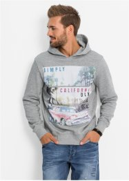 Sweat-shirt Slim Fit, RAINBOW, gris clair chiné