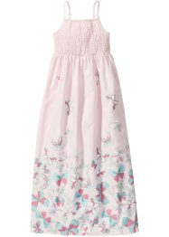 Robe longue, bpc bonprix collection, rose clair