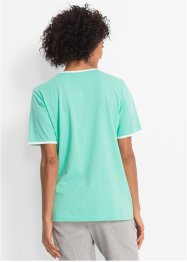 T-shirt de sport coton demi-manches, bpc bonprix collection
