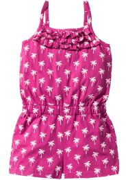 Combishort imprimé, bpc bonprix collection, fuchsia moyen