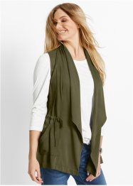 Gilet fluide sans manches, bpc bonprix collection