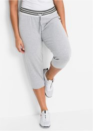 Pantalon-jogging longueur 3/4, bpc bonprix collection