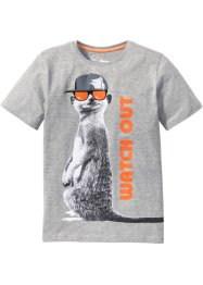 T-shirt avec imprimé cool, bpc bonprix collection