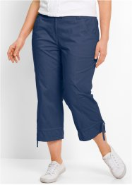 Pantalon extensible 7/8, bpc bonprix collection, indigo clair