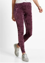 Legging en panne de velours, bpc selection