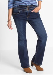 "Jean power stretch ""ventre plat bootcut"", John Baner JEANSWEAR"