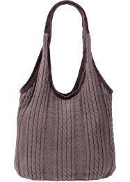 Sac en tricot Marie, bpc bonprix collection