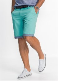 Bermuda chino à revers Regular Fit, bpc bonprix collection