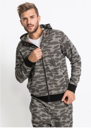 Veste sweat fonctionnelle Slim Fit, RAINBOW