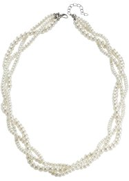 Collier de perles tressé, bpc bonprix collection