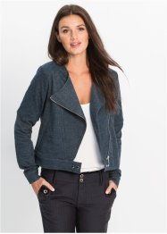 Gilet sweat Biker, RAINBOW