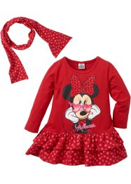 Robe + écharpe MINNIE (Ens. 2 pces.), Minnie Mouse