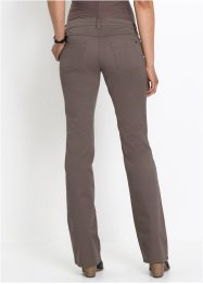 Pantalon de grossesse en twill, bootcut, bpc bonprix collection
