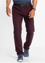 Pantalon extensible 5 poches Regular Fit, bpc selection