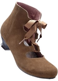 Bottines confortables en cuir, bpc selection