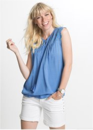 T-shirt blouse sans manches, RAINBOW