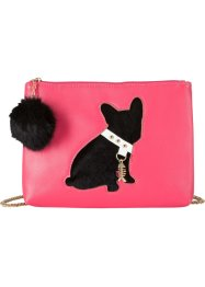 Petit sac bandoulière motif bouledogue, bpc bonprix collection