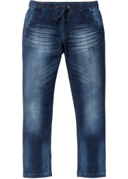 Sweat style jean Regular Fit, John Baner JEANSWEAR