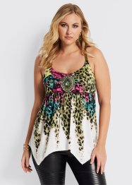 Top multicolore, BODYFLIRT boutique