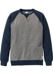 Sweat-shirt à manches raglan Regular Fit, John Baner JEANSWEAR