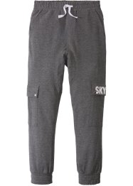 Pantalon sweat mode avec poches cargo, bpc bonprix collection