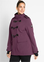 Veste duffel-coat softshell, bpc bonprix collection