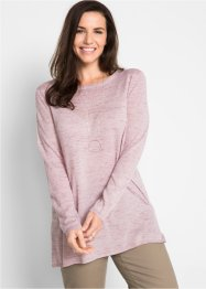 Pull oversize à manches longues, bpc bonprix collection