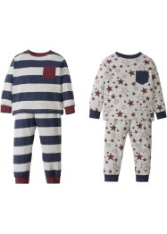 Pyjama (Ens. 4 pces.), bpc bonprix collection