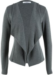 Blazer matière sweat, bpc bonprix collection