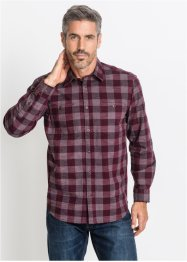 Chemise manches longues Regular Fit, John Baner JEANSWEAR