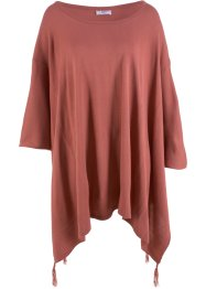 Pull poncho asymétrique, bpc bonprix collection