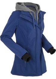 Veste longue softshell style 2en1, bpc bonprix collection