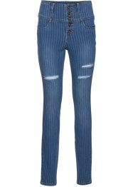 Jean skinny High Waist, RAINBOW