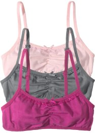 Lot de 3 brassières, bpc bonprix collection