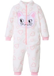 Combipyjama en fourrure peluche, bpc bonprix collection
