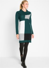 Robe en maille manches longues, bpc bonprix collection