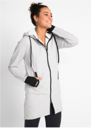 Gilet sweat avec polaire douillette, bpc bonprix collection