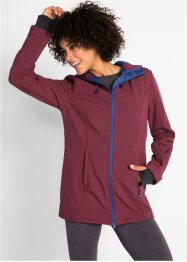 Veste longue fonctionnelle softshell, bpc bonprix collection