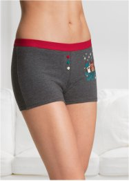 Lot de 4 boxers femme, bpc bonprix collection