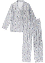 Pyjama en flanelle, bpc bonprix collection