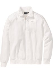 Sweat-shirt col camionneur Regular Fit, bpc selection