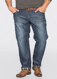 Jean thermo Regular Fit Straight, John Baner JEANSWEAR