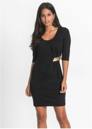 Robe jersey avec application, BODYFLIRT