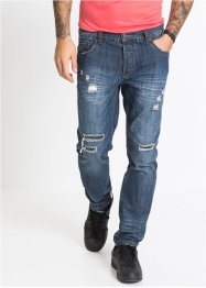 Jean Regular Fit Tapered, RAINBOW