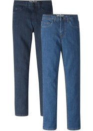 Lot de 2 jeans Slim Fit, John Baner JEANSWEAR