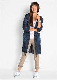 Parka en coton jean, bpc bonprix collection