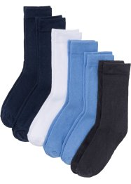 Lot de 6 paires de chaussettes, bpc bonprix collection